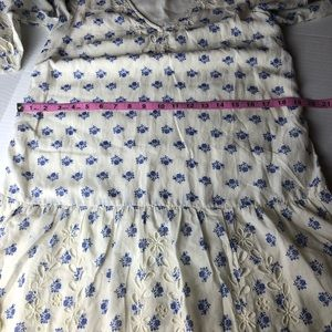 b3c5abaafe4b Anthropologie Dresses - New Anthropologie Meadow Rue Eyelet Tunic Dress SP